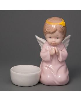 Подсвечник «Ангел» 11 см