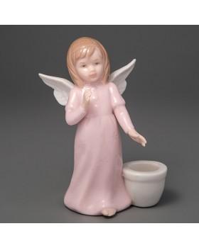 Подсвечник «Ангелочек» 12 см