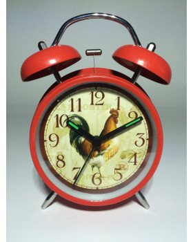Настольные часы «Harli cock» с будильником