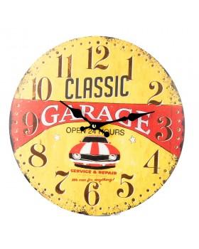 Часы «Garage» 34 см