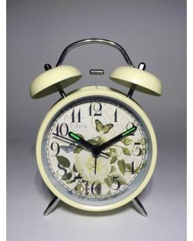 Настольные часы «Harli beige» с будильником