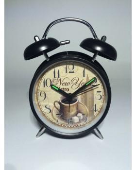 Настольные часы «Harli coffe» с будильником