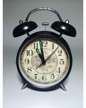 Настольные часы «Harli map» с будильником