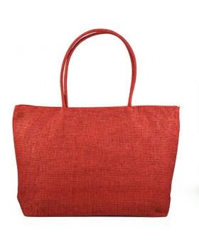 Пляжная сумка Laguna red