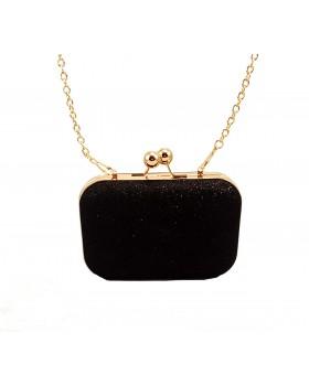Вечерняя сумка Ofom black