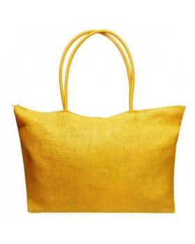 Пляжная сумка Laguna yellow
