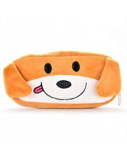Кошелек многофункциональный плюшевый Saimon Dog
