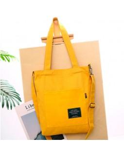 Летняя сумка Festivals Yellow