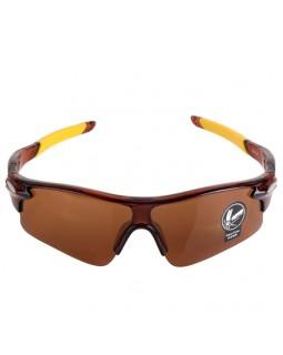 Очки солнцезащитные спортивные Ultra Brown-Bi для вело и мотоспорта