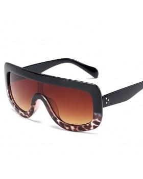 Крупногабаритные очки Leopard