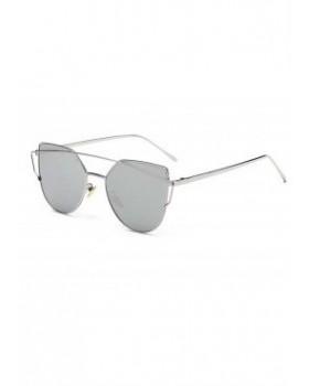 Солнцезащитные очки Mirror silver