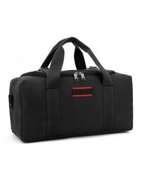 Дорожная сумка Duff black L