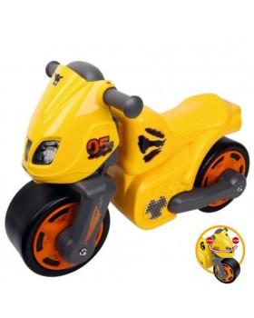 Мотоцикл для катания малыша «Супер скорость»