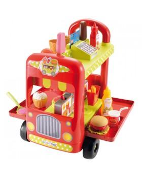 Тележка-кафе быстрого питания Food Truck 29 предметов