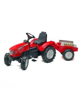 Трактор детский педальный Lander
