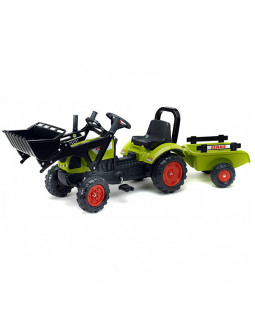 Детский трактор на педалях CLAAS Arion-410