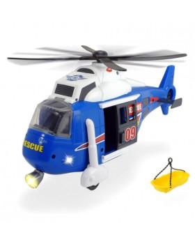 Вертолет синий «Speed Champs»