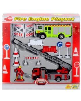 Набор машинок «Пожарная охрана»