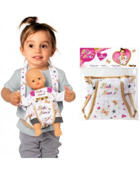 Рюкзак кенгуру для куклы «Baby Nurse»