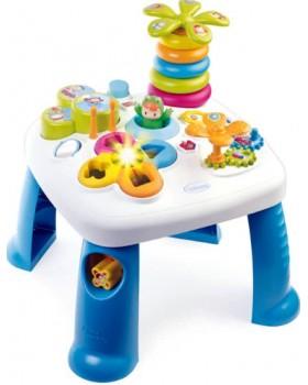 Развивающий игровой столик «Цветочек Cotoons Blue»