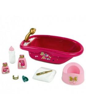 Ванночка для куклы с аксессуарами «Baby Nurse»