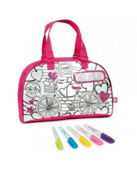 Большая сумочка раскраска «Color Me Mine»