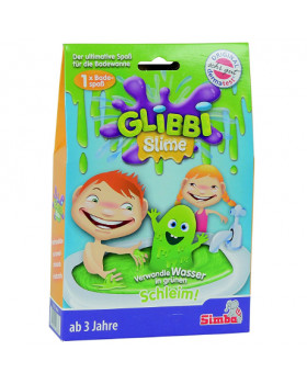 Слизь для ванны «Glibbi Slime Baff»