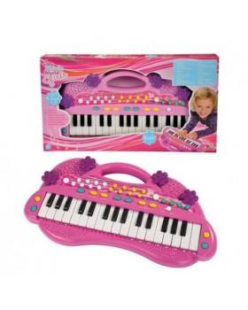 Электросинтезатор пианино «Девичий стиль» для девочек