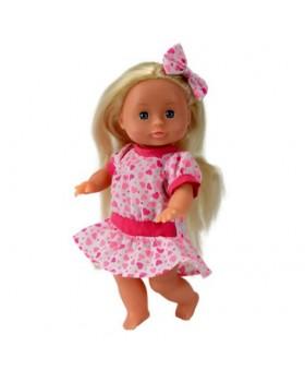 Очаровательная кукла «Джулия»с длинными волосами 21 см