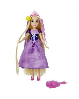 Базовая кукла принцесса «Рапунцель с длинными волосами»