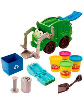 Пластилин Play Doh «Дружелюбный Рауди»