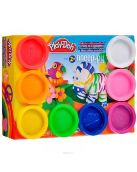 Пластилин Play-Doh, 8 баночек в наборе
