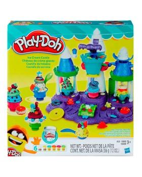 Набор игровой с пластилином Play-Doh «Замок мороженого»