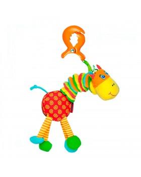 Игрушка подвеска дрожащий «Жираф»