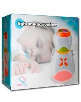 Светильник-проектор ночник «Волшебная лампа»
