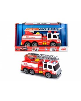 Функциональное авто «Пожарная служба» со звук., свет. и водным эффектами