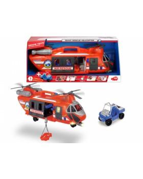 Функциональный вертолет с 2 винтами «Спасательная служба»