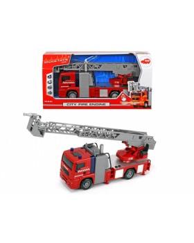 Пожарная машина «Город» со звук., свет. и водяным эффектами, 31 см