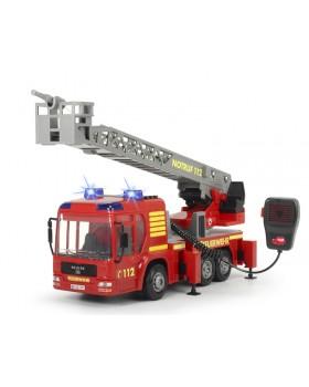 Пожарная машина со звук., свет. и водным эффектом, 43 см