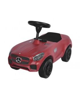 Машинка для катания малыша «Мерседес-Бенс АМГ» со звук. и свет. эффектами