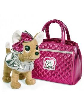 Собачка Фешн Модный гламур с сумочкой