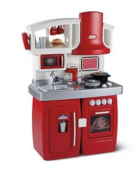Детская раздвижная кухня Little Tikes Red