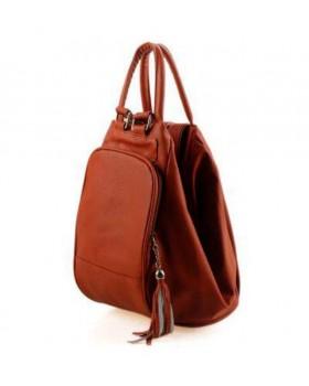 Сумка-рюкзак Kery brown
