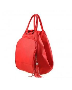 Сумка-рюкзак Kery red