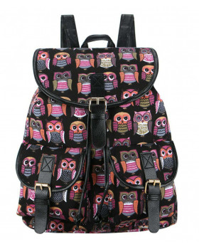 Рюкзак Богемия совы