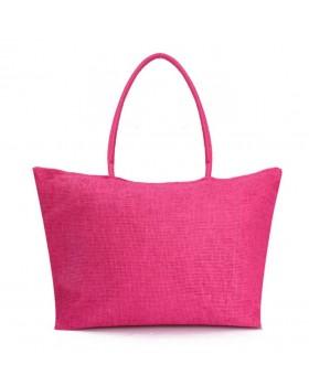 Пляжная сумка Laguna hot pink