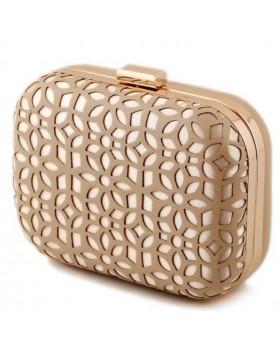 Вечерняя сумка Ornament gold