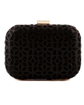 Вечерняя сумка Ornament black