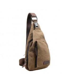 Повседневная мужская сумка Brown