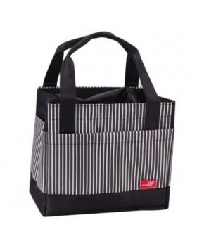 Портативная термо-сумка Mini black
